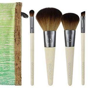 EcoTools 5 Piece Travel Brush Set Gift Set